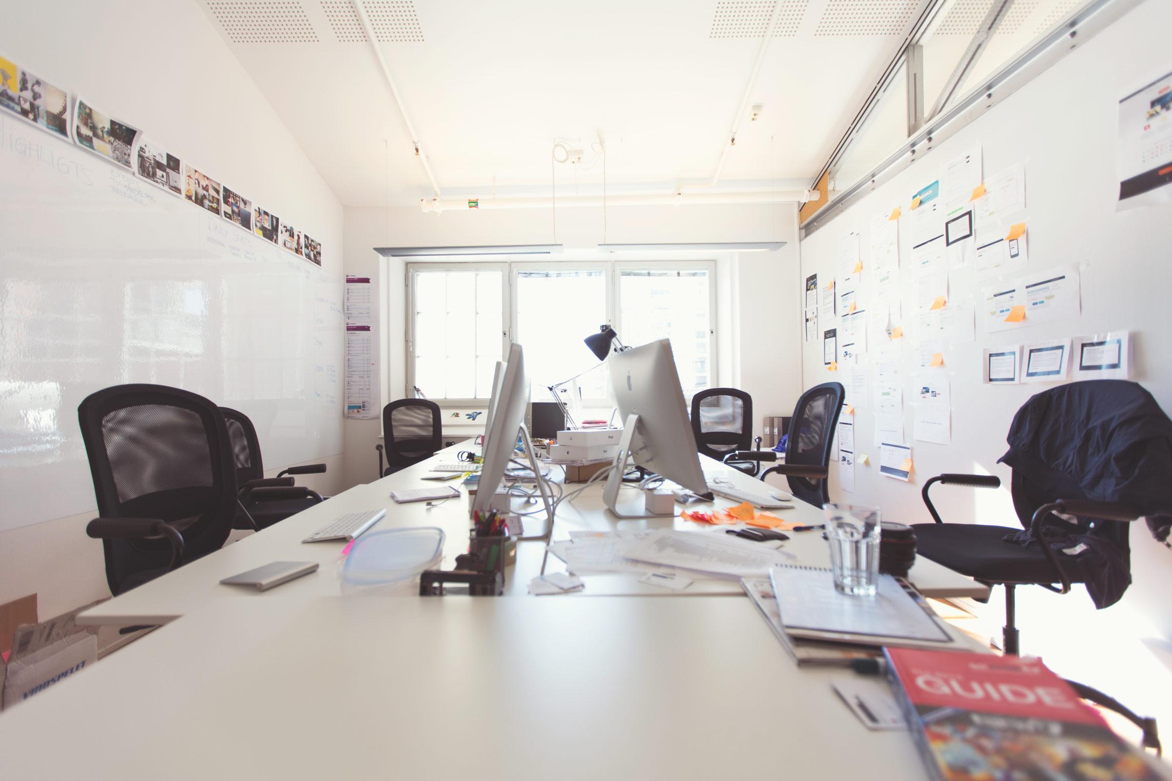 Start-up office